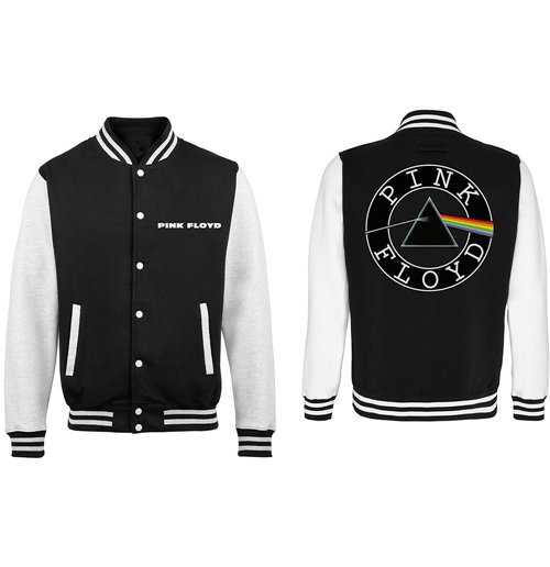 Chaqueta Pink Floyd Dark Side of the Moon Circle Logo