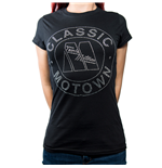 Camiseta Motown Records Classic