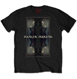 Camiseta Marilyn Manson Mirrored