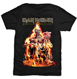 Camiseta Iron Maiden Seventh Son