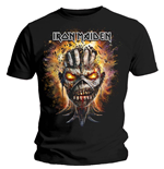 Camiseta Iron Maiden 241510