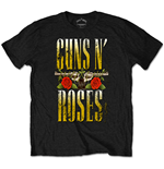 Camiseta Guns N' Roses Big Guns