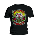Camiseta Guns N' Roses Cards