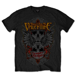 Camiseta Bullet For My Valentine Winged Skull
