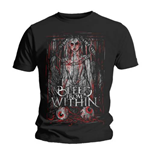 Camiseta Bleed from Within Bride