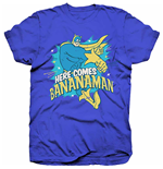 Camiseta Bananaman Drop T Logo