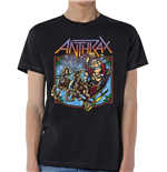 Camiseta Anthrax Christmas is Coming