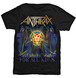 Camiseta Anthrax For All Kings Cover
