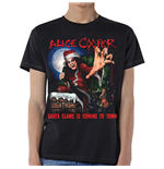 Camiseta Alice Cooper Santa Claws