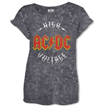 Camiseta AC/DC Logo High Voltage