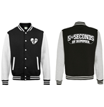 Chaqueta 5 seconds of summer Collegiate Logo