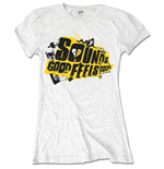 Camiseta 5 seconds of summer Sounds Good Album