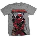 Camiseta Deadpool Deadpool Big Print