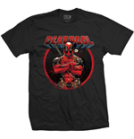 Camiseta Deadpool Crossed Arms
