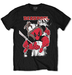 Camiseta Deadpool Max