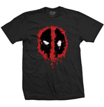 Camiseta Deadpool Splat Icon