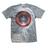 Camiseta Capitán América Civil War Shield