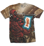 Camiseta Deadpool Deadpool Bang