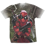 Camiseta Deadpool Deadpool Cash