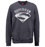 Sudadera Superman Logo Spray