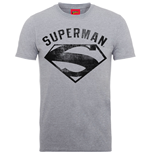 Camiseta Superman Logo Spray