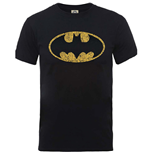 Camiseta Batman Originals Batman Crackle Logo