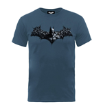 Camiseta Batman Arkham Origins Shield