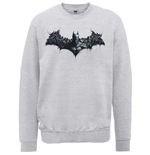 Sudadera Batman Arkham Origins Shield
