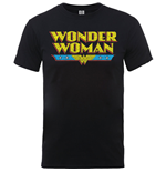 Camiseta Wonder Woman Logo Crackle