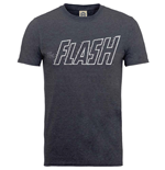 Camiseta Flash Originals Flash Crackle Logo