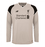 Camiseta manga larga Liverpool FC 2016-2017 Third