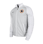 Chaqueta AS Roma 2016-2017 (Blanco)