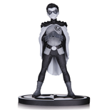 Batman Black & White Estatua Robin by Frank Quitely 16 cm