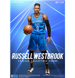 NBA Collection Figura Motion Masterpiece 1/9 Russell Westbrook 23 cm