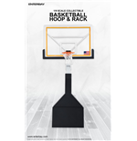 NBA Collection Figura Motion Masterpiece 1/9 Soporte del Baloncesto 46 cm