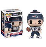 NFL POP! Football Vinyl Figura Tom Brady (New England Patriots) 9 cm