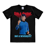 Camiseta Star Trek I'm A Doctor