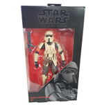 Star Wars Rogue One Black Series Figura Scarif Stormtrooper 2016 Exclusive 15 cm