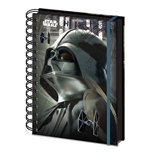 Star Wars Rogue One Libreta A4 Darth Vader
