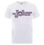 Camiseta Batman Joker Crackle Logo