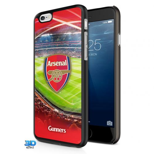 Carcasa 3D iPhone 7 Arsenal