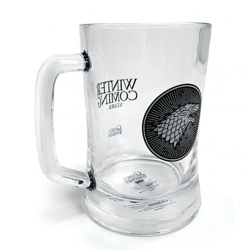 Jarra Juego de Tronos (Game of Thrones) Tankard Stark