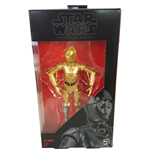 Star Wars Black Series Figura C-3PO 2016 Exclusive 15 cm