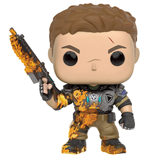 Gears of War POP! Games Vinyl Figura JD Fenix Slimed GITD 9 cm