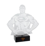 DC Comics Lámpara LED Superman 24 cm