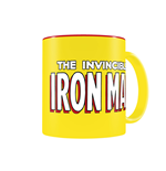 Marvel Comics Taza The Invincible Iron Man