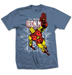 Camiseta Marvel Superheroes 242202