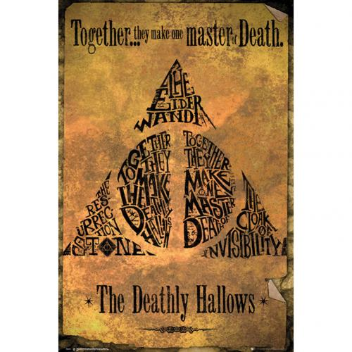 Póster Harry Potter Deathly Hallows 226