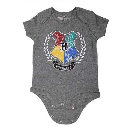 Body bebé Harry Potter Hogwarts Original  Compra Online en Oferta 0258c1a206b