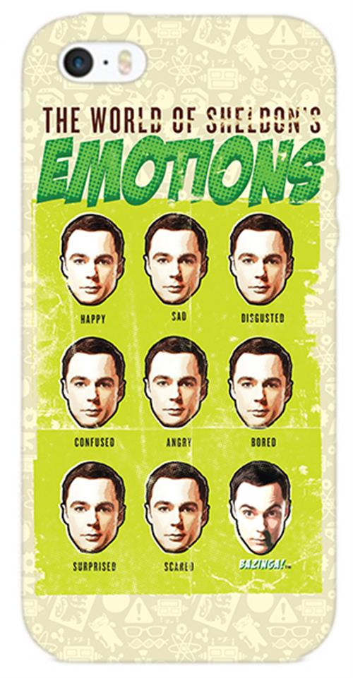 Funda iPhone Big Bang Theory 242487